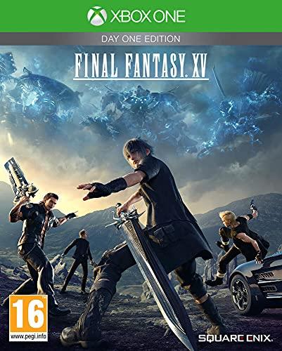 Final Fantasy XV - édition day one - Xbox One - [Edizione: Francia]
