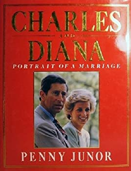 Charles and Diana: Portrait of Marriage 0747203504 Book Cover