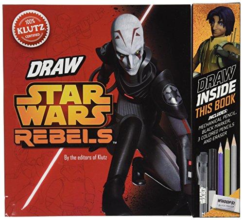 Klutz Paper Star Wars Rebels - Kit de Libro