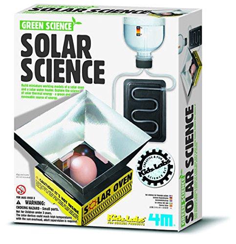 4M - Eco cocina solar, juguete educativo (004M3278) , color/modelo surtido