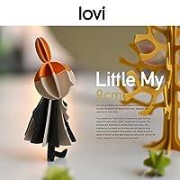 【lovi/ロヴィ】ポストカード Little My/リトルミィ MOOMIN/ムーミンシリーズ