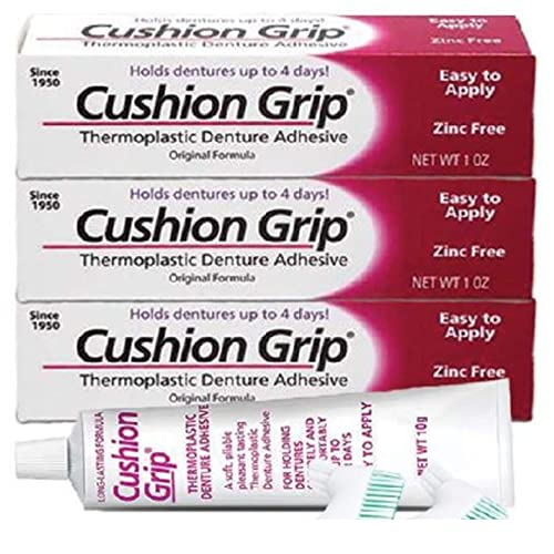 Cushion Grip Adhesive, 1 oz (6)