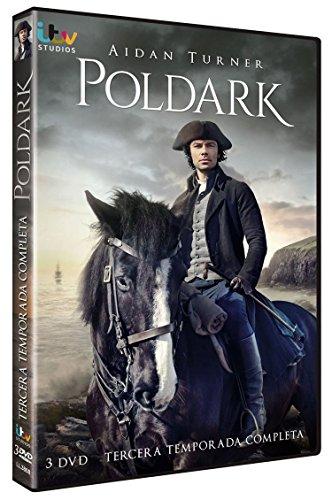 Poldark (3ª temporada) [DVD]