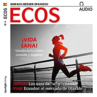 ECOS Audio - Vida sana. 5/2017 Titelbild