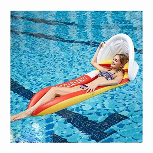 YBZS Schwimmring,Wasserstuhl/Umwelt Polymer PVC/Männliche Und Weibliche Stuhl / 0,35 Mm Dickes Material/Geringe Größe Und Geringes Gewicht