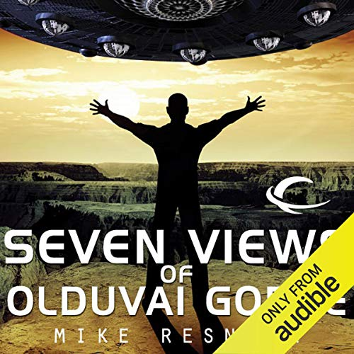 Seven Views of Olduvai Gorge Audiobook By Mike Resnick cover art
