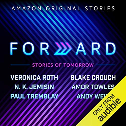 Forward audiobook cover art