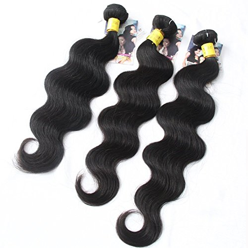 ALI HOT Hair Best Quality Brazilian Virgin Hair Extension Body Wave, Mixed Length 20inch 22inch 24inch 3pcs 300g per Lot,Fast Shipping