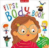 First Body Book-Set off on a Head-to-Toe Adventure through the Human Body-Includes over 20 Anatomical Diagrams and a Colorful Body Systems Wall Poster
