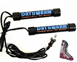 Sports Accessories Dry N' Warm Footwear Dryer and Pre-Warmer in Black