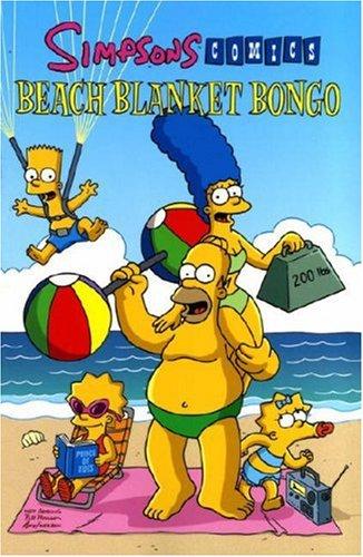 Simpsons Comics Presents Beach Blanket Bongo