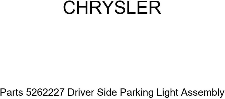 Genuine Chrysler Parts 5262227 Driver Assembl Parking 40% OFF Cheap Sale Light Side Sale SALE% OFF
