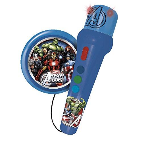 Reig 1668 - Avengers Assemble handmicrofoon met actieve luidspreker