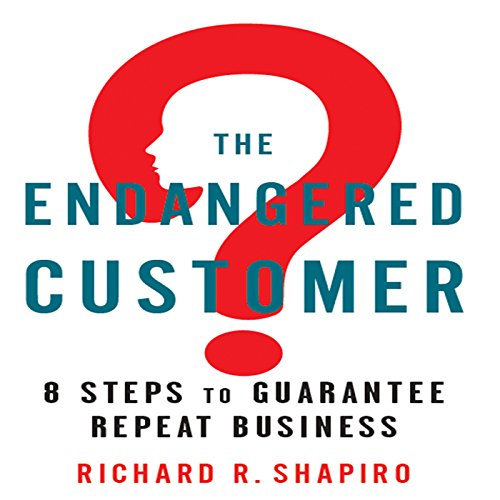 The Endangered Customer audiobook cover art