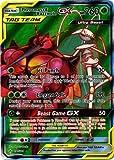 Pheromosa & Buzzwole Tag Team GX - 191/214 - Full Art Ultra Rare - Unbroken Bonds