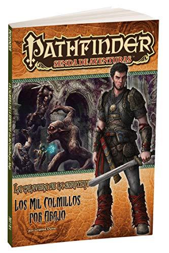 Pathfinder - La calavera de la serpiente: Los mil colmillos por abajo (Devir PFCASE5)