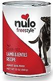 Nulo Adult Canned Wet Dog Food (Lamb Recipe, 13 oz, Case of 12)