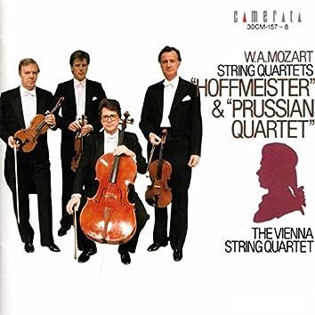 Mozart: String Quartets Nos. 20 - 23