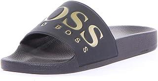 Hugo Boss Men Solar_Slid_Logo Slip-ons Shoes