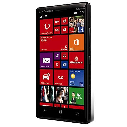 Nokia Lumia ICON 929 32GB Verizon Wireless Quad-Core Smartphone w/ 20MP Camera - Black