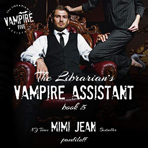 The Librarian's Vampire Assistant, Book 5 cover art