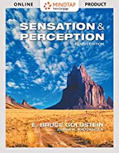 MindTap Psychology, 1 term (6 months) Printed Access Card for Goldstein/Brockmole's Sensation and Perception