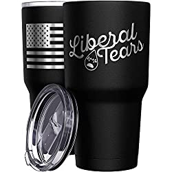 Best leftist tears tumbler
