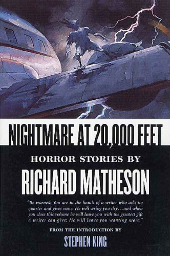 Nightmare At 20,000 Feet: Horror Stories By Richard Matheson (English Edition)