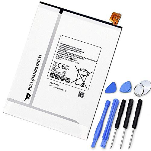 XITAI 3.85V 4000mAh 15.4Wh EB-BT710ABE EB-BT710ABA Repuesto Batería para Samsung Galaxy Tab S2 8.0 T710 SM-T710