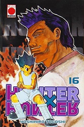 Hunter X Hunter, Vol. 16 (Manga-Hunter X Hunter)