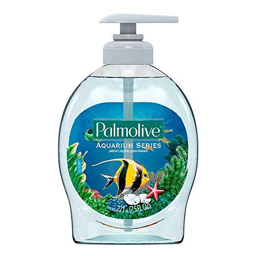Palmolive Aquarium Series Jabón líquido para manos, 221 ml, empaque puede variar
