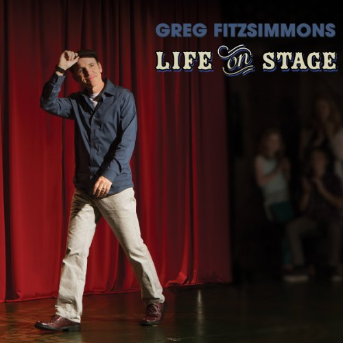 Life on Stage audiobook cover art
