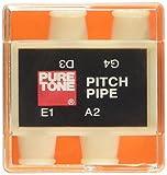 Puretone PTN100485 Violin/Mandolin Pitch Pipes - White