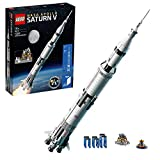 LEGO Ideas Saturn V Apollo NASA, Razzo Spaziale con ...