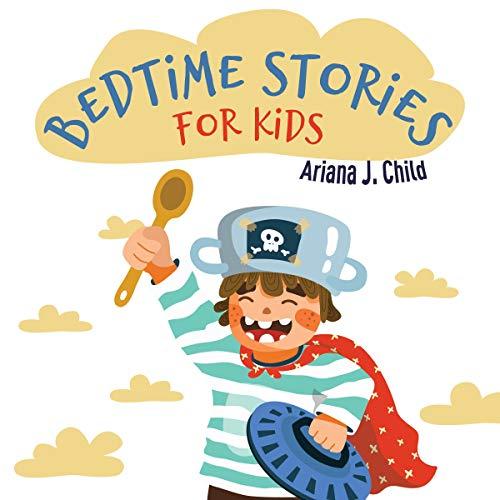 『Bedtime Stories for Kids』のカバーアート