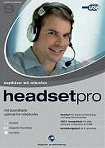 Interaktive Sprachreise V9: Headset PRO (USB) mit Einstufungstest