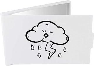 'Storm Cloud' Compact / Travel / Pocket Makeup Mirror (CM00024307)