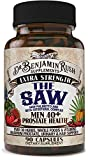 Dr Benjamin Rush Prostate Supplements for Men 40 Plus with the SAW, Saw Palmetto, Beta Sitosterol, Complete 30+ Herbs, Vitamins and Whole Foods health Support Frequent Urination, DHT Blocker Hair Loss