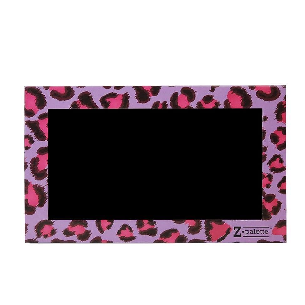 Z Palette Large Pink Leopard