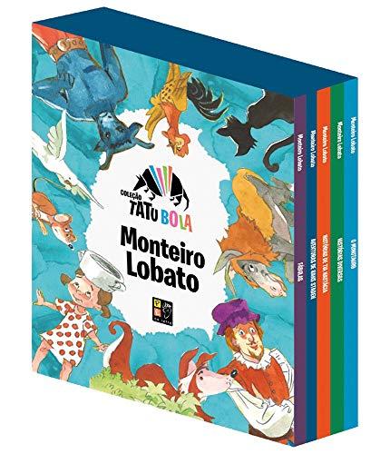 Coleção Monteiro Lobato - Caixa