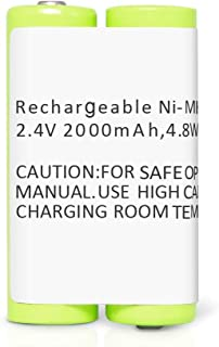 Rechargeable NiMH Battery Compatible with Garmin GPSMAP 64s/Oregon 600 Series GPS
