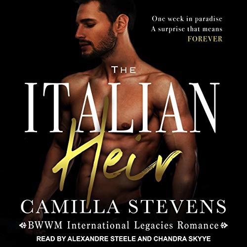 The Italian Heir  By  cover art