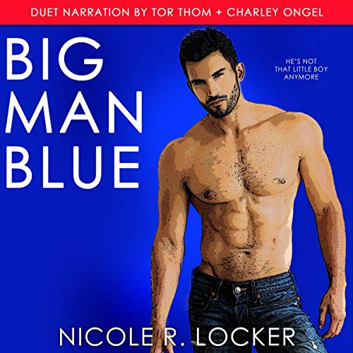 Big Man Blue  By  cover art