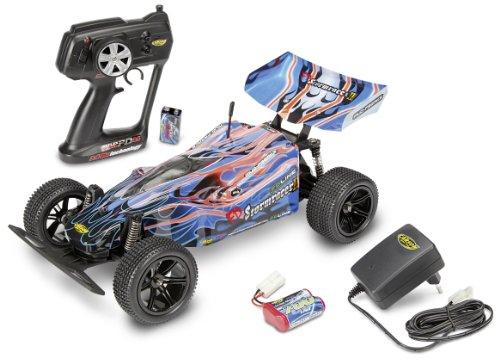 Carson 500404037 - 1:10 FD II Stormracer 2,4 GHz 100% RTR
