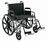 Manual Wheelchairs: Heavy Duty Manual Wheelchair (Dual axles) - N473
