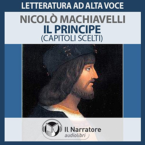 Il Principe audiobook cover art
