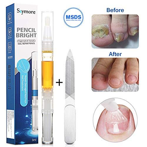 Skymore Nagelöl, Nagelpflege Stift, Nagel Behandlung, Nagelpolitur, Nagelpflegeöl, Nagelpflege Pflegend Für Fuß und Hand