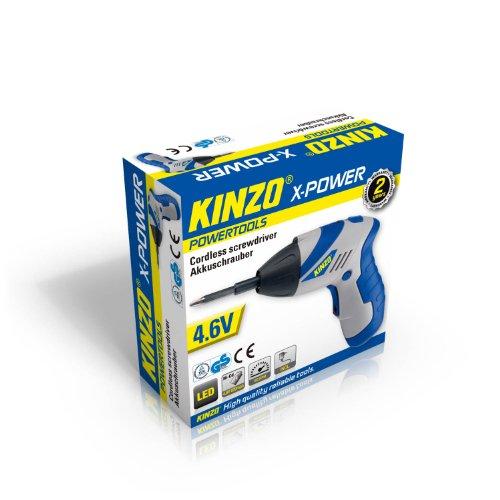 KINZO 71785 Screwdriver cordless