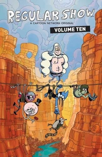 Regular Show Volume 10