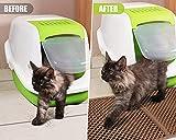 Zoom IMG-1 pecute tappetino lettiera gatto 60